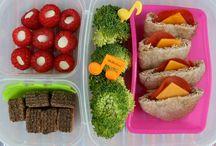 Lunch box idea's
