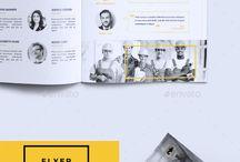 Corporate & Branding Identity Stationary
