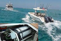 Single Point Yacht Tender Towing