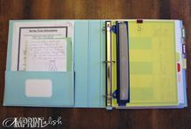 Getting Organized / by Yolanda Pena