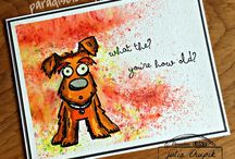 Tim Holtz Dogs