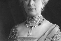 Queen mary / British queen mary.   British ocean liner queen mary. / by Sandy Harper