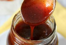 Savory Sauces chutneys and jams