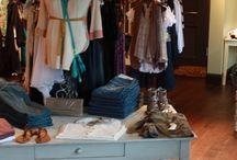 Boutique Decor and Merchandising