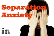 Separation Anxiety in Children / Separation Anxiety is a common problem with kids especially when a new school year begins. Read more.