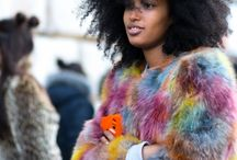Fashion Trender Bender / Our current style obsession and colour inspiration...