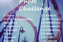Photography project ideas / Photo challenge ideas