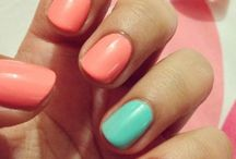 Nails :) / by Kathryn Neal