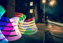 LightPaint Lab - Lightpainting Gear / by alexkess photography