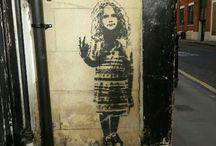 On The Road / streetart
