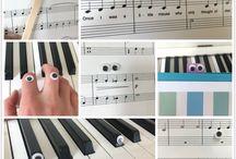 Piano Teaching Ideas / piano teaching tips, piano teacher resources, piano teaching ideas