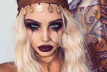 Makeup art/bodypainting