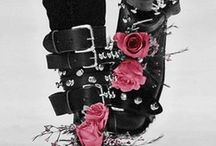 Punkabilly  / by Sandra Harvey Designs
