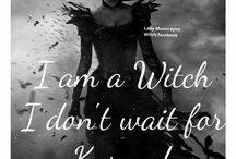 Cause i'm witch