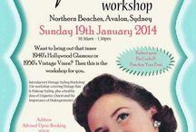 Vintage Styling Workshops