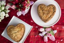 Valentine's Day / Heart shaped pound cakes for Valentine's Day. / by Miss Dottie's Pound Cake