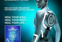 STAR CODES - HEALING SOUND FREQUENCIES