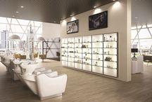 Pietranera Shampoo Unit Collection