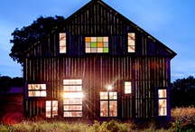 Barns = next home / by Colleen Krout