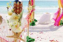 Tropical Wedding