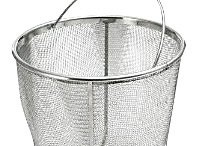 Best Polder Steamer Basket / http://bestelectricpressurecooker.net/best-polder-steamer-basket/  Polder Strainer Steamer Basket, Stainless Steel  Best Polder Steamer Basket/Steamer Basket is made from stainless steel with specific features to keep you safe while using it. Its grips are very comfortable, and the high heat handles keep your hands safe from burning.