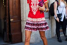 COCO Chic Street Style - Milan