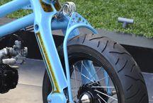 Bike front forks
