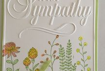 Cards-Sympathy & Get Well