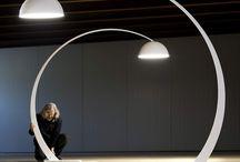 Modern Lighting / A list of modern lighting fixtures, lamps...