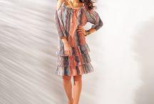 Robes d'été / Les robes Blancheporte : le sens du détail, l'amour de la mode… l'art d'être une femme, tout simplement.