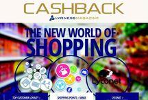 CASHBACK WORLD OF SHOPPING & SERVICES