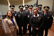 Ambrose Sworn in as Police Chief
