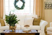 Living Room Ideas / by Tiffany Selvey