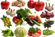 Verduras, frutas...