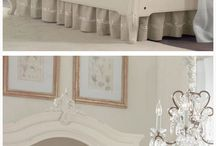 The Neutral Nursery / Perfectly neutral nurseries fit for a prince or princess.