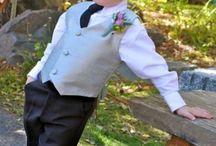 wedding - page boy