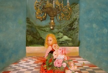 Ana Fuentes / Paintings.