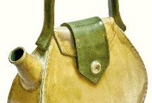 Handbag sculpture