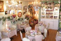 Dollhouse cafe and food ideas
