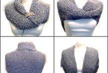 Tissue, Tricot & Crochet to Wear