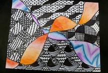 Art Ed. Zentangle