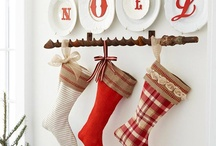 Christmas Decorations / by Kira Dellinger