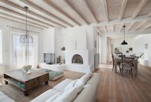 Inspirational white interiors