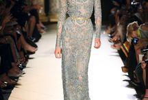 Fashion / Eli Saab evening dress