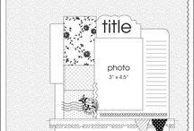 Scrapbook layouts I like / by Gina