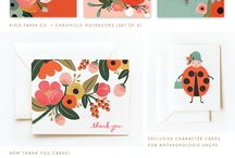 Everything Floral stationary