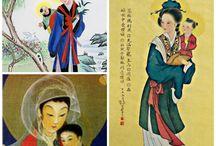 Japán és Kínai művészetek