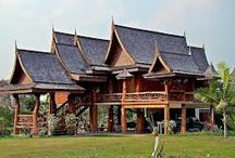 Awesome Wooden Homes / Wood has many ecological, biological and economic advantages. Why Wood? Wooden Houses are Eco-friendly and Healthier to live in.