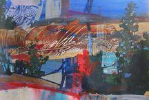Betsy Dillard Stroud / Paintings