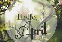 Spring natural photos